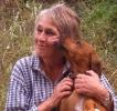 Anisa mit ihrer neuen Mama